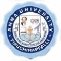 Anna University - Tiruchirappalli, Tiruchirappalli, Tamil Nadu