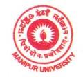 Manipur University, Imphal, Manipur