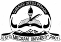Mizoram University, Aizawl, Mizoram