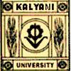 University of Kalyani, Kalyani, West Bengal