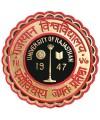 University of Rajasthan, Jaipur, Rajasthan