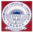 Logo - Vidya Mandir English Medium High School