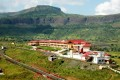 Orchid School Nashik view from top