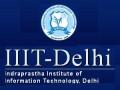 Logo- Indraprastha Institute of Information Technology - IIIT Delhi