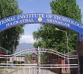 Main Gate - National Institute of Technology - NIT Srinagar