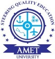 Latest News of A.M.E.T. University, Chennai, Tamil Nadu