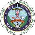 Chaudhary Charan Singh Haryana Agricultural University, Hisar, Haryana