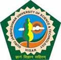 Guru Jambheshwar University of Science and Technology, Hisar, Haryana