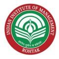 Indian Institute of Management - IIM Rohtak, Rohtak, Haryana