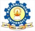 Kalasalingam University, Krishnankovil, Tamil Nadu