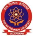 Punjab Technical University, Jalandhar, Punjab