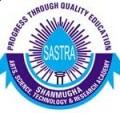 S.A.S.T.R.A. University, Thanjavur, Tamil Nadu